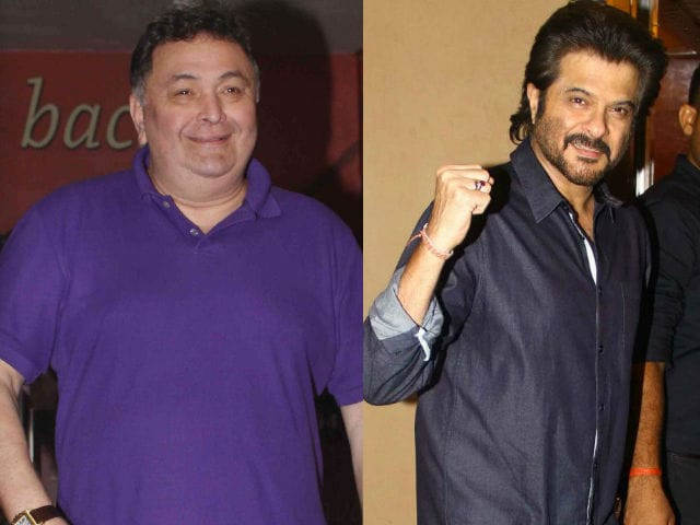 Rishi Kapoor Revealed A Secret About Himself And Anil Kapoor. Here's What It Is