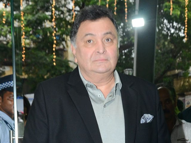 Rishi Kapoor Shares Then And Now Pics Of The Iconic R K Studio