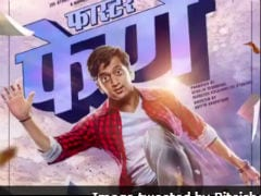 Riteish Deshmukh's <i>Faster Fene</i> Motion Poster Gets Celebrity Love