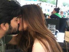 Riya Sen Is Breaking Hearts With This Honeymoon Pic