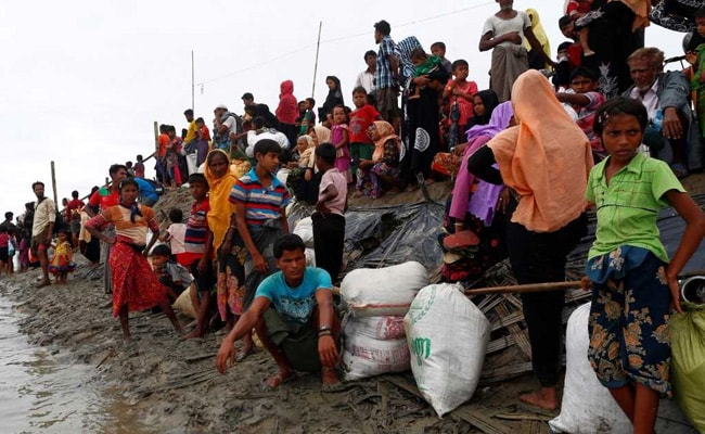 Number of Rohingya Muslims in Bangladesh reaches 421000 since August 25