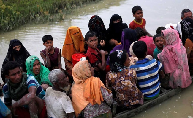 International Concern Grows Over Rohingya Exodus From Myanmar