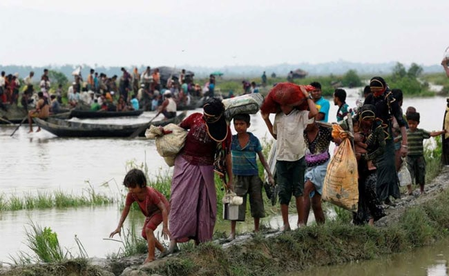 Rohingya Crisis: Myanmar Trying To protect All Citizens In Rakhine, Says Suu Kyi
