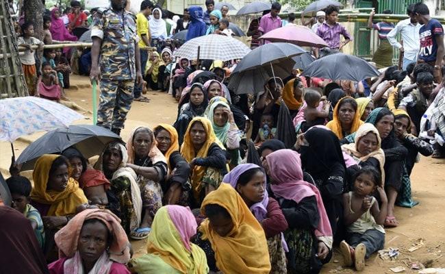 rohingya muslims bangladesh afp