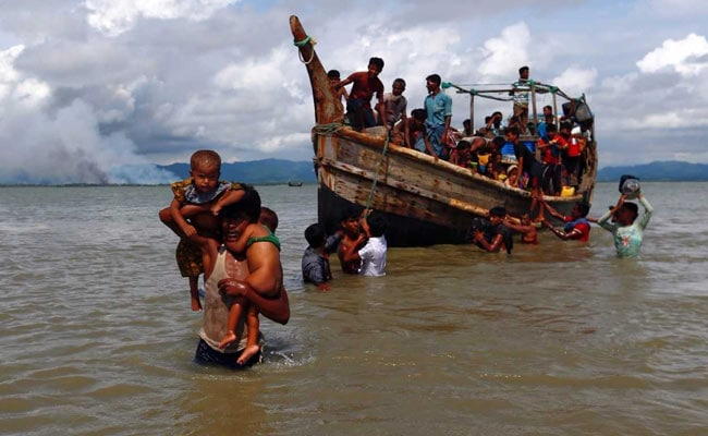 rohingya muslims reuters