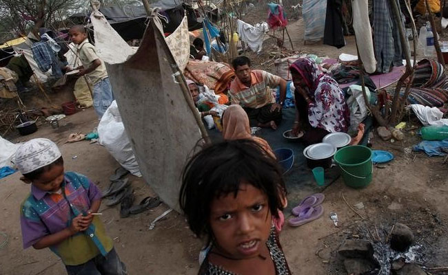 Rohingyas 'Serious Threat', Court Mustn't Interfere, Says Centre: 10 Points