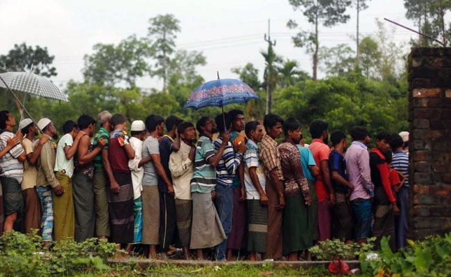 ISIS May Use Rohingyas, Centre Plans To Tell Supreme Court: 10 Points