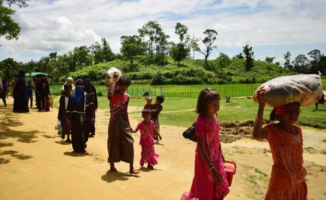 Bangladesh Offers Land To Shelter Rohingya Fleeing Myanmar