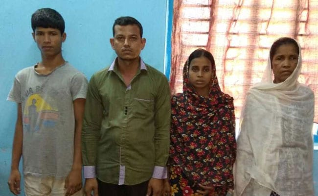Talks On For Deportation Of 7 Rohingyas, Arrested As Bangladeshis, In Tripura