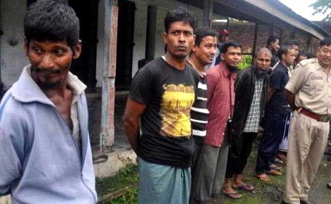 Manipur Awaits To Deport Rohingya Prisoners From Imphal Jail