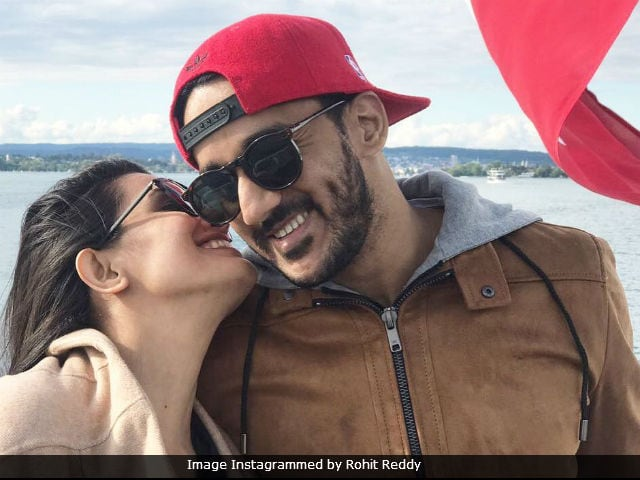 Inside Anita Hassanandani And Rohit Reddy's Bollywood Style Vacation
