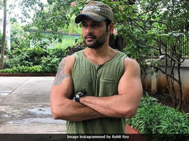 Kaabil Actor Rohit Roy Stars In Vikram Bhatt's New Web Series
