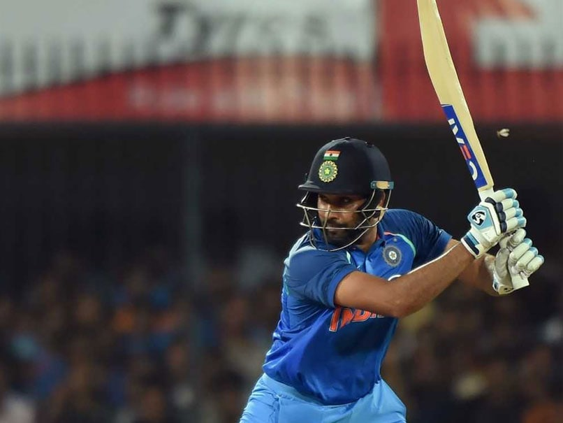 India reclaim No.1 ODI ranking as Rohit hundred sinks Australia
