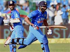 Ajinkya Rahane Might Come In For Shikhar Dhawan, Hints Rohit Sharma