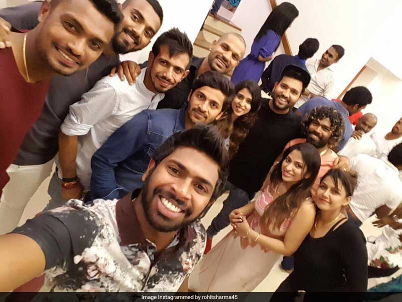 India vs Sri Lanka: Indian Cricket Team Have A 'Great Night With Friends' At Lasith Malinga's House