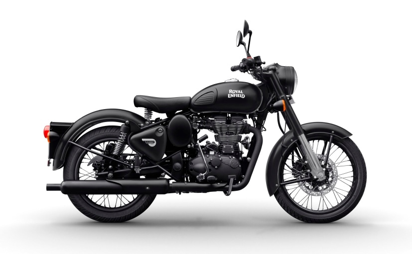 Image result for Royal Enfield India Monthly Sales Fall Below 50,000 For The First Time In 3 Years