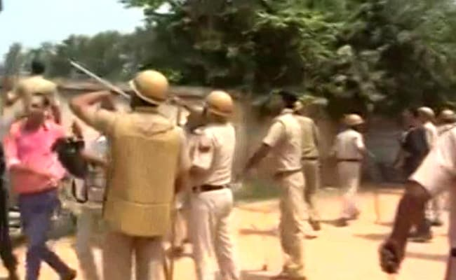 Protests, Lathicharge Outside Gurgaon School Where 7-Year-Old Was Killed