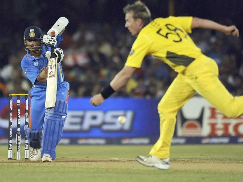 This Is How Sachin Tendulkar Sent Brett Lee's Yorker To Third Man