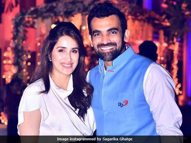Sagarika Ghatge, Zaheer Khan's Wedding Date And Other Details