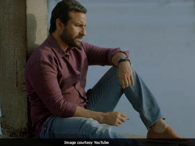 Chef: 'Love The Simplicity Of Saif Ali Khan's Look In The Film,' Says Director