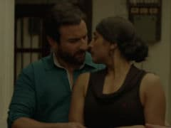 <I>Chef</i> Song <I>Tere Mere</i> Is Saif Ali Khan's Complicated Story Of Love