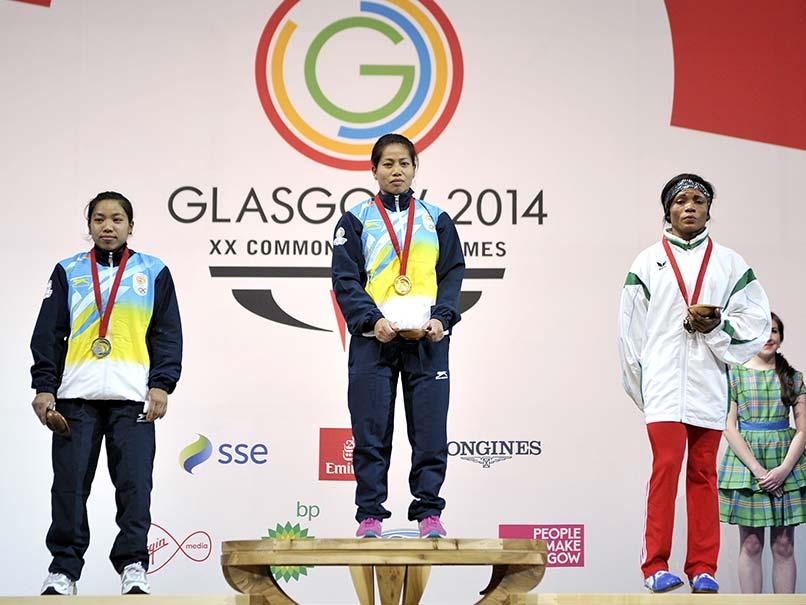 Lifters Mirabai Chanu, Sanjita Chanu Book Berths At Commonwealth Games