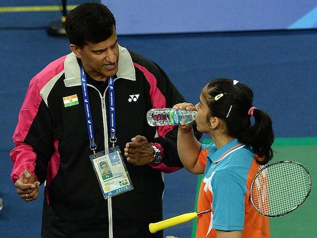 Players Like Saina Nehwal Can Excel Under Any Coach, Says Vimal Kumar