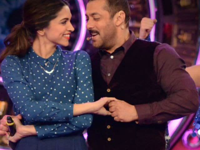 Salman Khan And Deepika Padukone In Kick 2? Jacqueline Out Of The Race