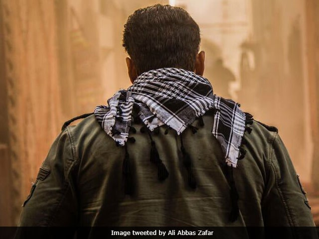 Salman Khan Posts A Tiger Zinda Hai Update