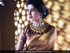 Samantha Ruth Prabhu Shares Details Of Wedding <i>Lehenga</i>. In One Word - Exquisite