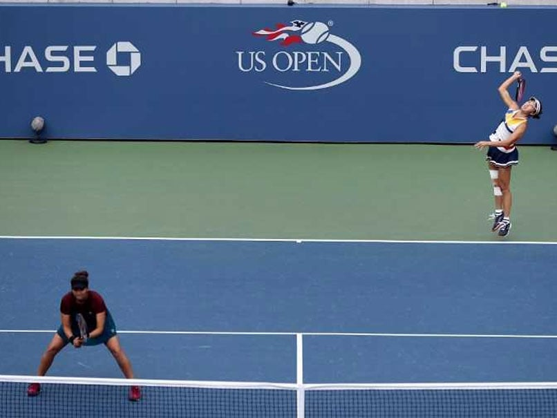 US Open: Sania Mirza, Shuai Peng Lose In Straight Sets In Women
