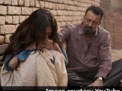 <i>Bhoomi</i> Preview: Sanjay Dutt, Aditi Rao Hydari Star As Father And Daughter
