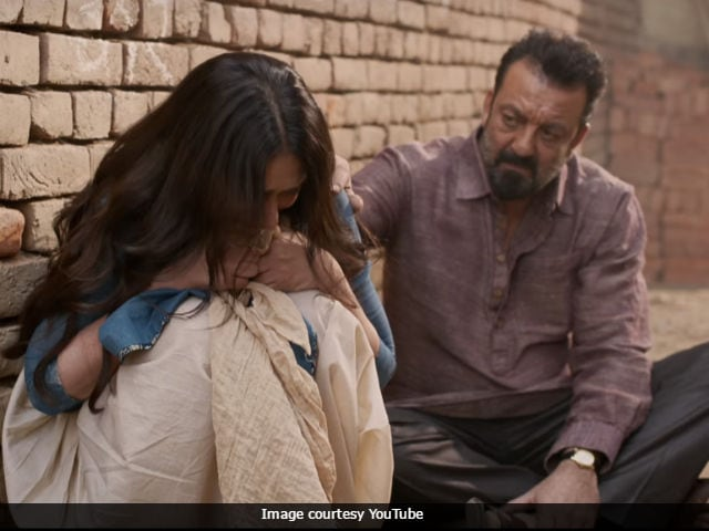Bhoomi Preview: Sanjay Dutt, Aditi Rao Hydari Star As Father And Daughter