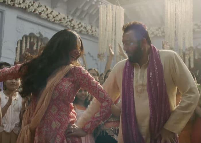 sanjay dutt aditi rao hydari youtube