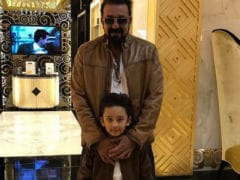 Why Sanjay Dutt 'Prays' His Son Is 'Not Like Him'