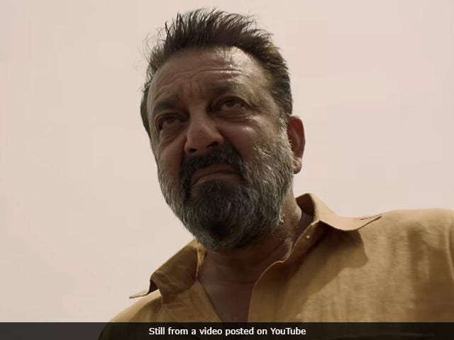 Bhoomi's Sanjay Dutt Wants To Play Characters His Age, Took This Decision In Jail