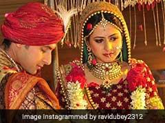 रवि दुबे ने बीवी सरगुन मेहता से कहा, तुम मेरे साथ हो तो...