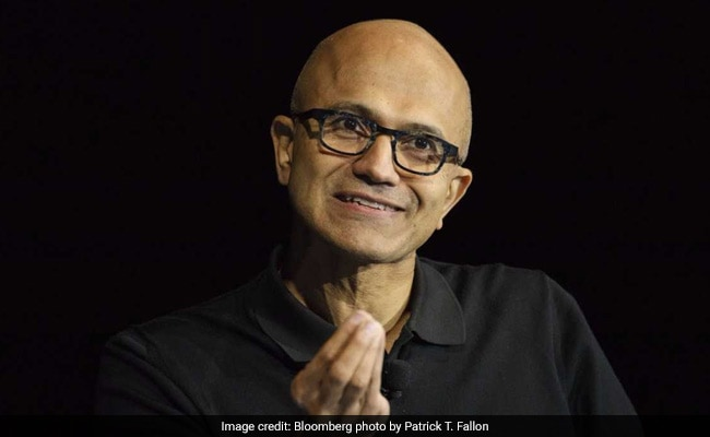 Microsoft CEO Satya Nadella Sells Shares Worth $35 Million