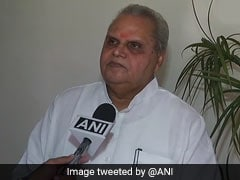 Satya Pal Malik To Replace NN Vohra As Jammu And Kashmir Governor