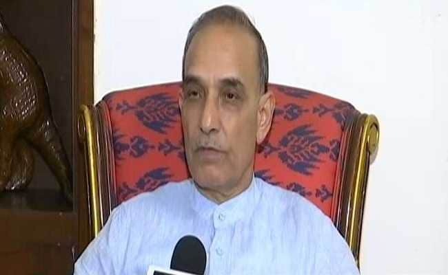 Extend Lateral Entry To Education Institutions Too, Says Union Minister Satyapal Singh