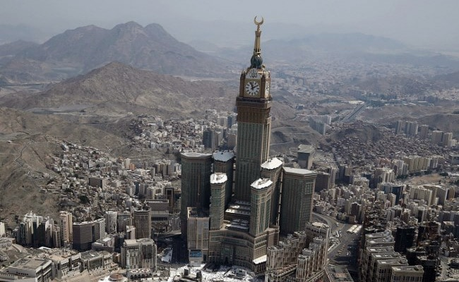 Saudi Arabia Warns Possible Floods In Mecca