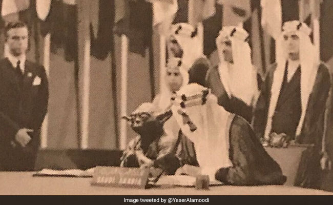 Saudi Arabia Recalls Textbook Over Star Wars Character With King Image