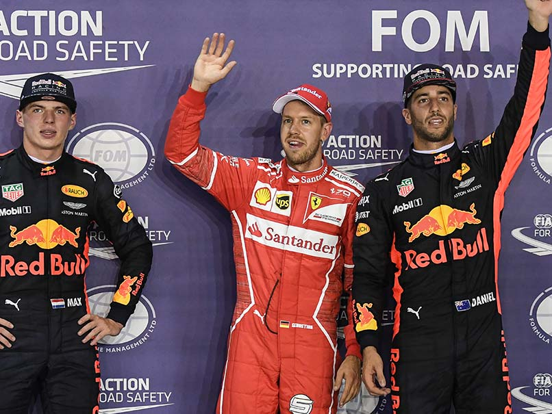 Stunning Sebastian Vettel Grabs Singapore Grand Prix Pole