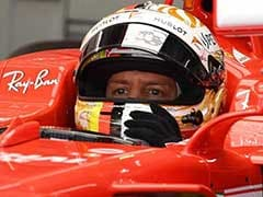 Malaysian Grand Prix Practice: Flying Vettel Puts Pressure On Hamilton