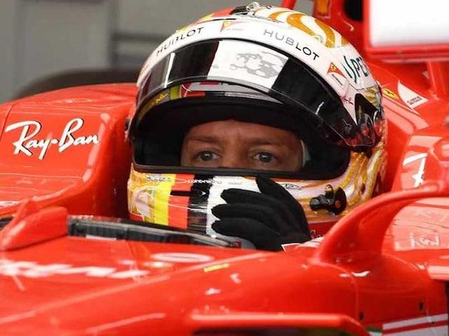 Malaysian Grand Prix Practice: Flying Sebastian Vettel Puts Pressure On Lewis Hamilton