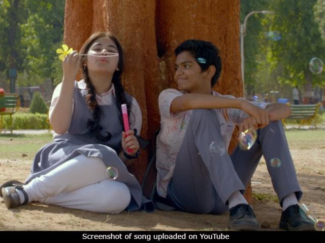 Secret Superstar New Song Reminds Aamir Khan Of His 'First Love'