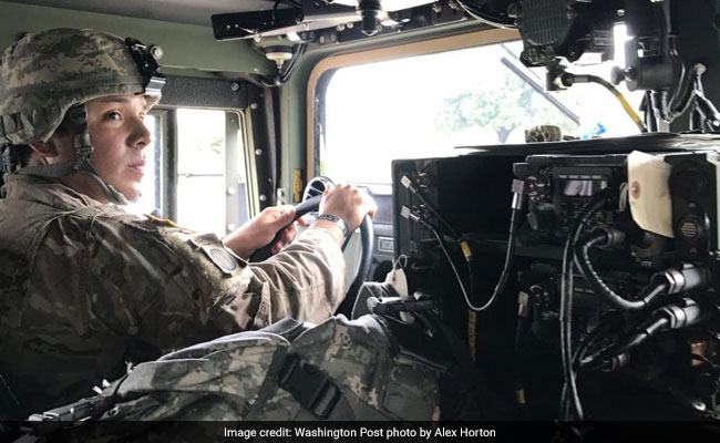 A National Guard Vehicle Vanished Near Houston. Soldiers Found It With Snapchat.