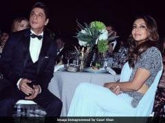Shah Rukh Khan And Gauri Khan's Pic Will Make You Believe In Love