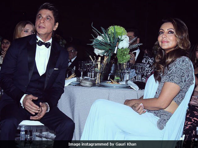 Shah Rukh Khan And Gauri Khan's Pic Will Make You Believe In Love