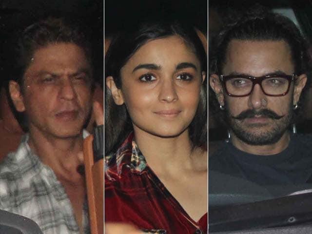 Inside Ranbir Kapoor's Birthday Party, With Shah Rukh Khan, Aamir Khan And Alia Bhatt